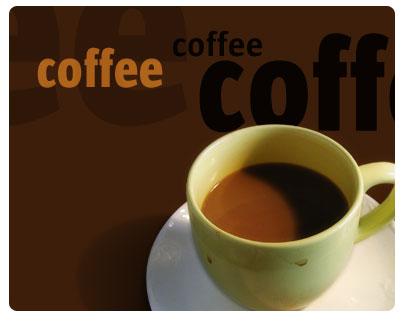 arde cafea grasă neagră